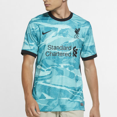 Liverpool Away Shirt 20/21 Mens