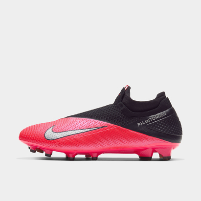 Nike Phantom Vision Elite DF Mens FG Football Boots