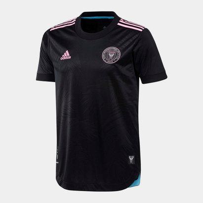 adidas Inter Miami Authentic Away Shirt 2021