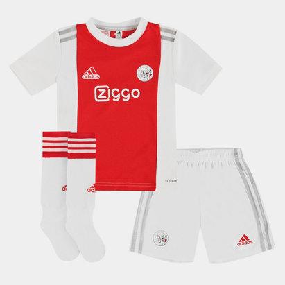 adidas Ajax Home Mini Kit 2021 2022