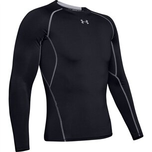 Under Armour HeatGear Core L/S Baselayer Top Mens