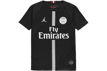 Nike Jordan Paris Saint Germain UCL Home Shirt 2018 2019 Junior b11078ce7