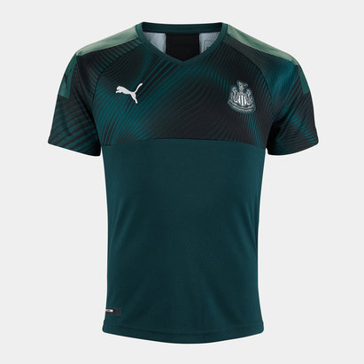 Puma Newcastle United Away Shirt 2019 2020 Junior