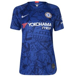 Nike Chelsea 19/20 Ladies Home S/S Football Shirt