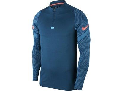 Nike Squad Drill Top Mens