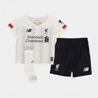 New Balance Liverpool 19/20 Away Mini Kids Football Kit