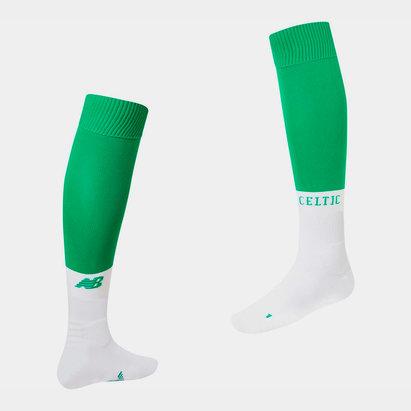 New Balance Celtic 19/20 Home Football Socks