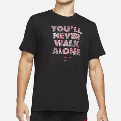 Nike Liverpool AMX Voice T-Shirt Mens