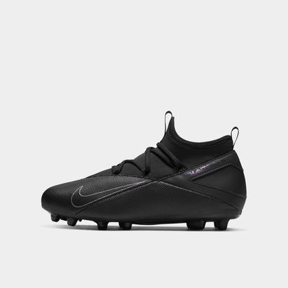 Nike Phantom Vision Club DF Kids FG Football Boots