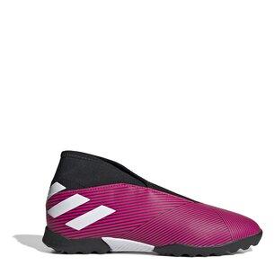 adidas Nemeziz 19.3 Laceless Childrens Astro Turf Trainers