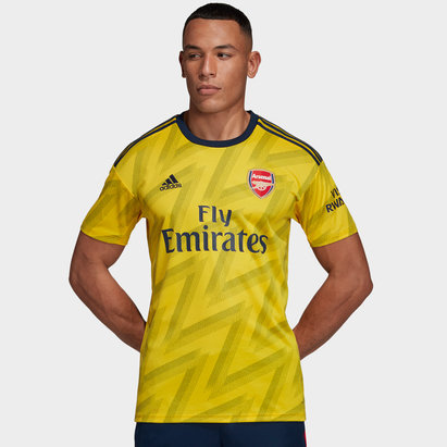 adidas Arsenal 19/20 Away S/S Football Shirt