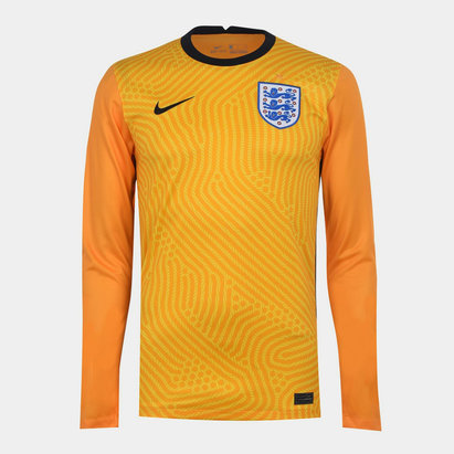 Nike England 2020 Home Goalkeeper Football Shirt