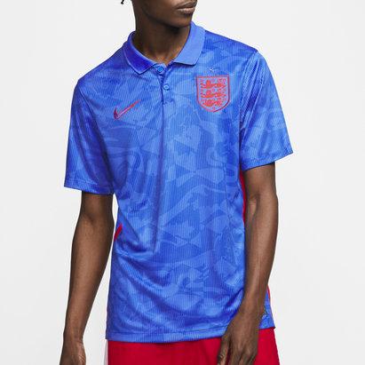Nike England 2020 Away Football Shirt