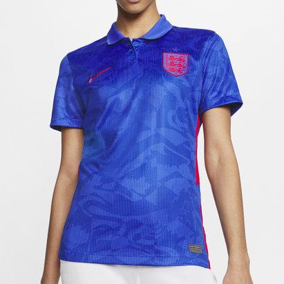 Nike England 2020 Ladies Away Football Shirt
