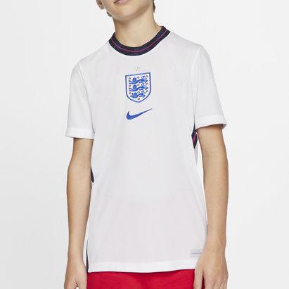 Nike England 2020 Kids Home Football Shirt