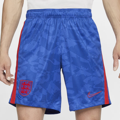Nike England 2020 Away Football Shorts