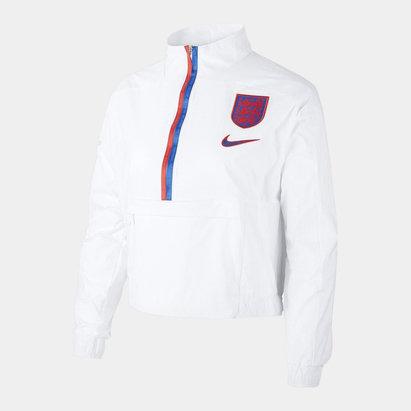 Nike England 2020 Ladies Mid Layer Football Top
