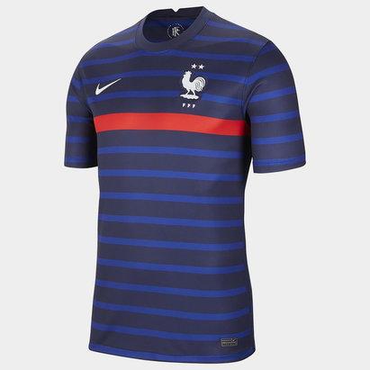 Nike France 2020 Home Football Shirt