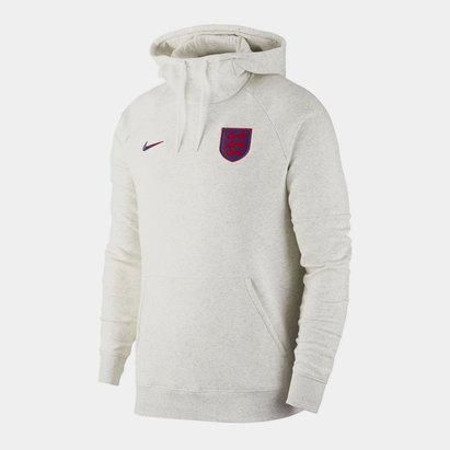 Nike England Fleece Hoodie Mens