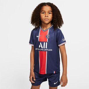Nike Paris Saint Germain Home Mini Kit 20/21
