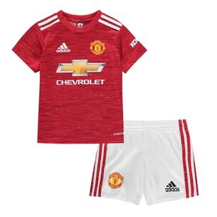 adidas Manchester United Home Baby Kit 20/21