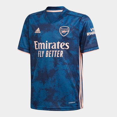 adidas Arsenal Third Kids Shirt 2020 2021