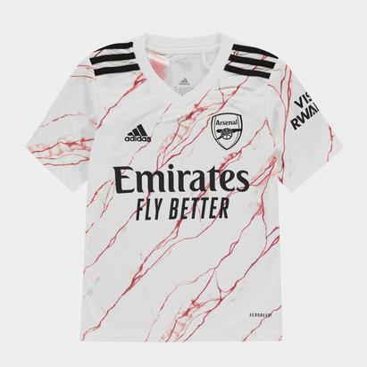 adidas Arsenal Away Shirt 2020 2021 Junior