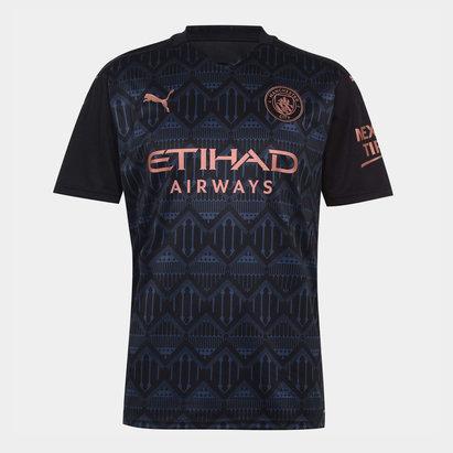 Puma Manchester City Away Shirt 2020 2021