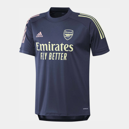 adidas Arsenal Training Shirt 20/21 Mens