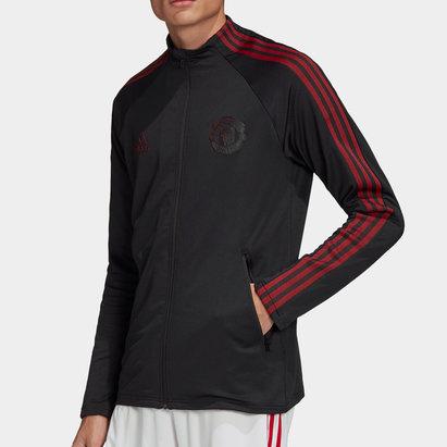 adidas Manchester United Anthem Jacket 20/21 Mens