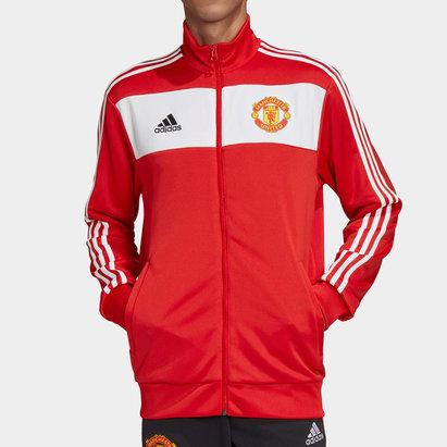 adidas Manchester United Track Jacket 20/21 Mens