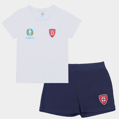 UEFA Euro 2020 England Mini Kit Infants