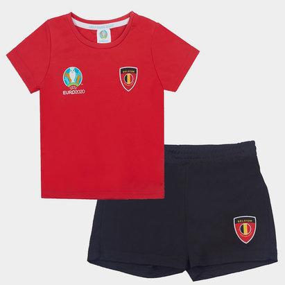 UEFA Euro 2020 Mini Kit Infant Boys