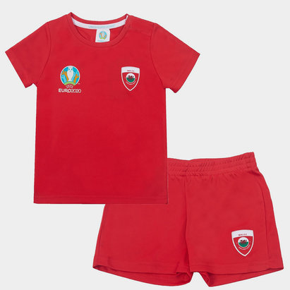 UEFA Euro 2020 Wales Mini Kit