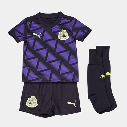 Puma Newcastle United Third Mini Kit 20/21