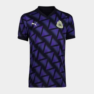 Puma Newcastle United Third Shirt 2020 2021 Junior