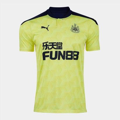Puma Newcastle United Away Shirt 2020 2021 Ladies