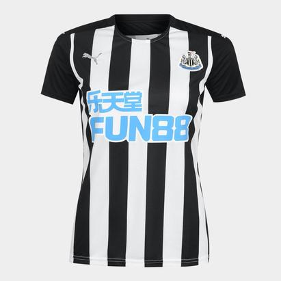 Puma Newcastle United Home Shirt 2020 2021 Ladies