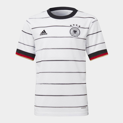 adidas Germany Home Shirt 2020 Junior