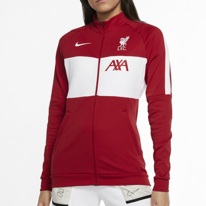 Nike Liverpool Track Jacket 20/21 Ladies