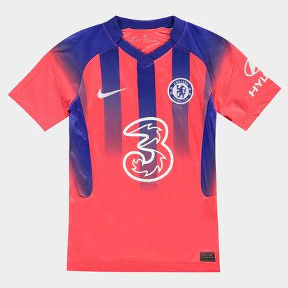 Nike Chelsea Third Shirt 2020 2021 Junior