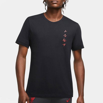 Nike Liverpool Voice T Shirt 20/21 Mens