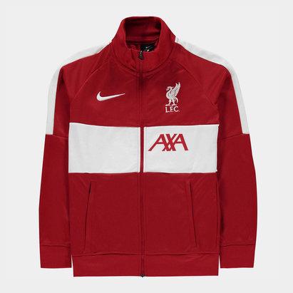 Nike Liverpool Track Jacket 20/21 Junior