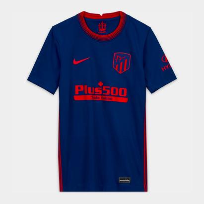 Nike Atletico Madrid Away Shirt 20/21 Kids