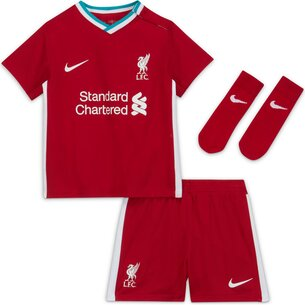 Nike Liverpool Home Baby Kit 20/21