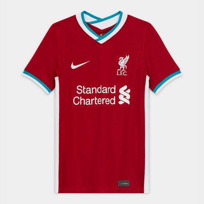 Nike Liverpool Home Shirt 20/21 Kids