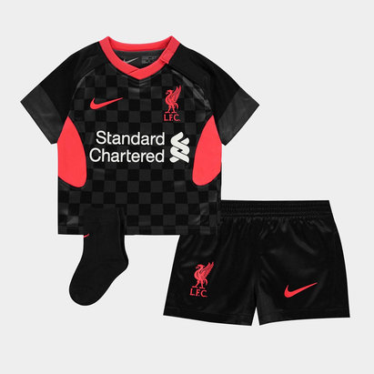 Nike Liverpool Third Baby Kit 20/21