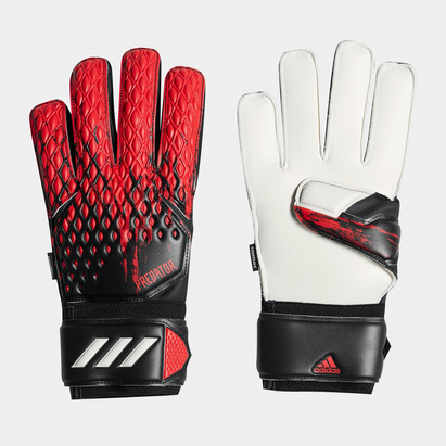 adidas Predator Fingersave Goalkeeper Gloves Mens