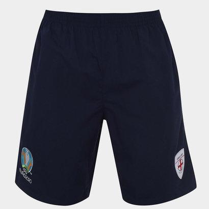 UEFA Euro 2020 England Woven Shorts Mens