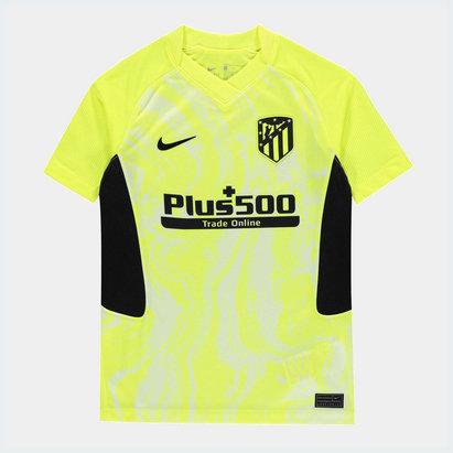 Nike Atletico Madrid Third Shirt 20/21 Kids
